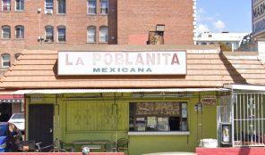 La Poblanita Mexicana in Los Angeles Barne