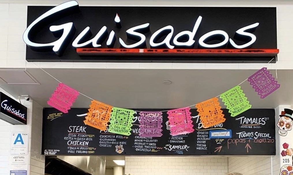 Guisados at Platform 35 Markethall