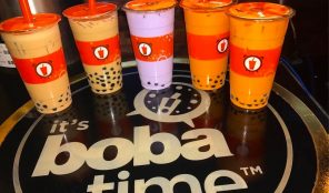 It's Boba Time in Los Angeles