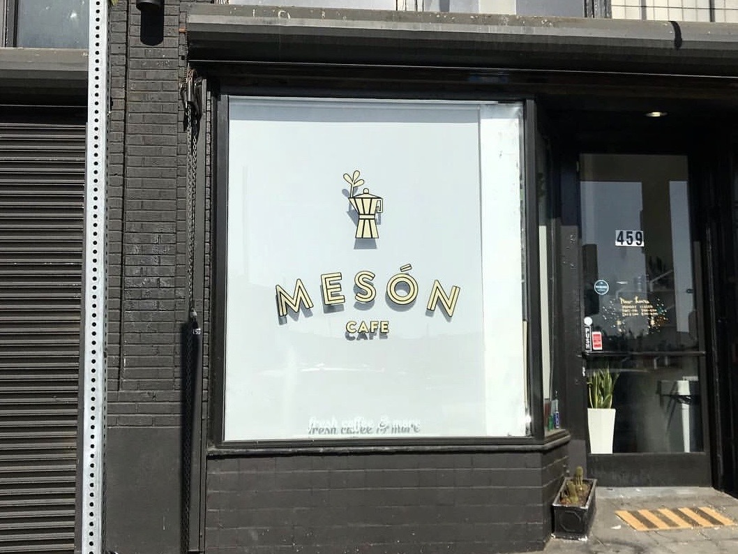 Meson Cafe on Western Avenue