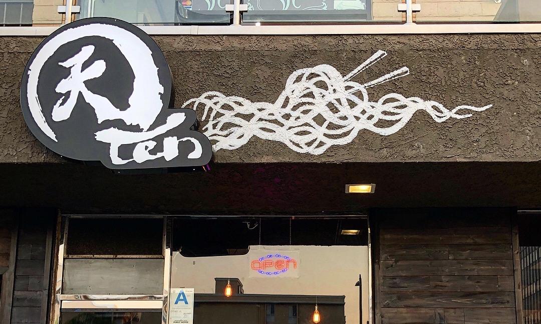 Ten Ramen Restaurant