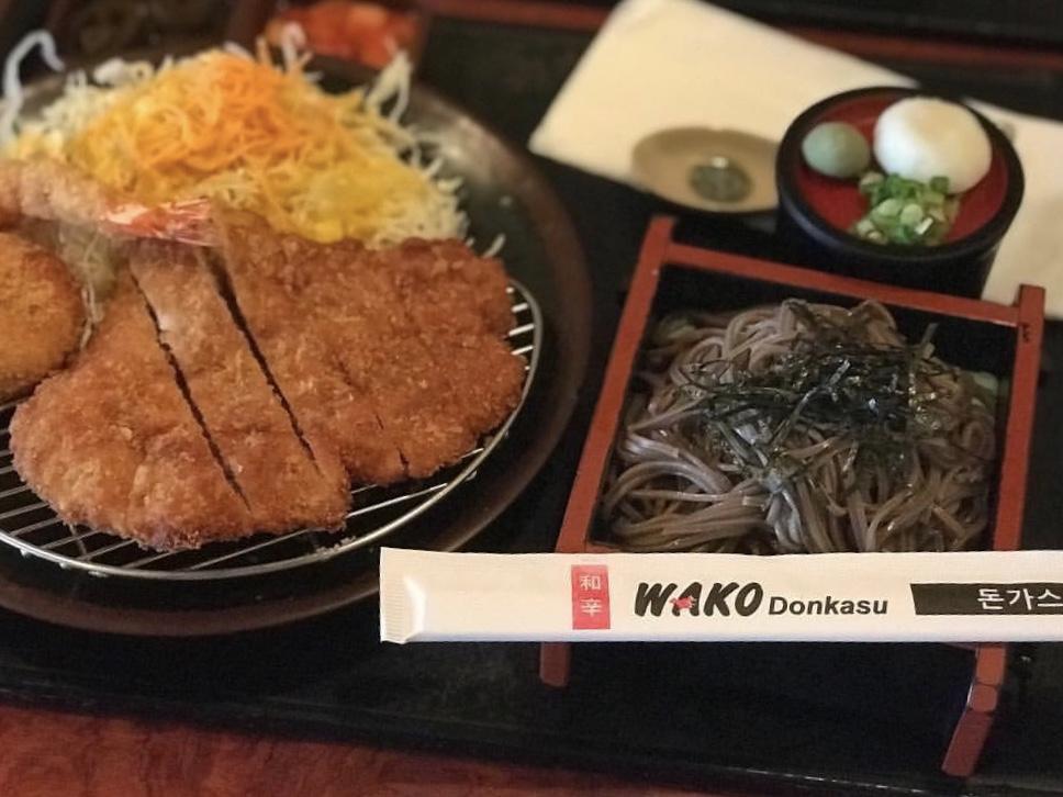 Wako Donkasu chopsticks