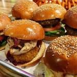 Burgerim Burgers in Koreatown LA