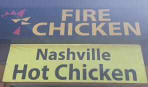 Nashville Hot Chicken in Los Angeles