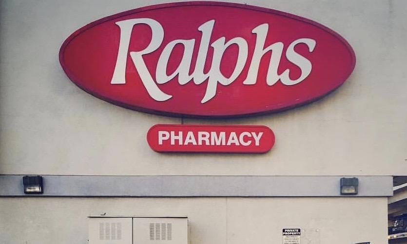 Ralphs Supermarket by the Wiltern