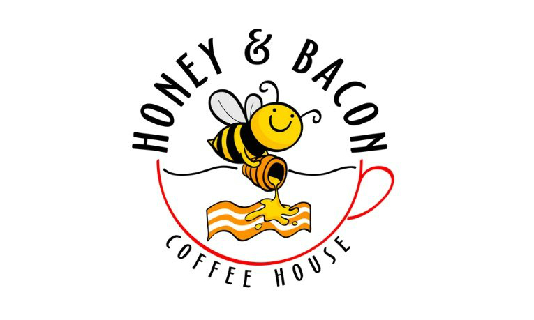 Honey Bacon Cafe in LA