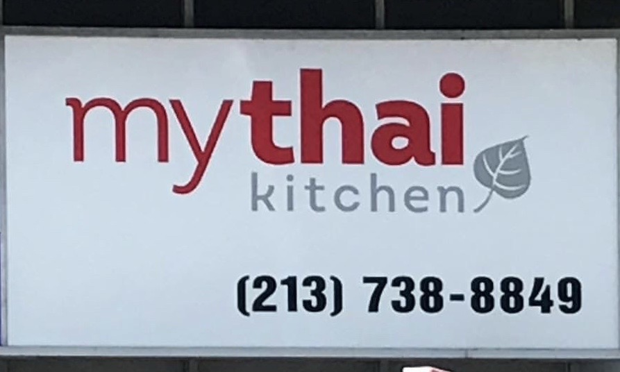 Thai Food in Koreatown LA