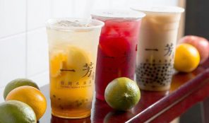 Yifang Fruit Tea and Boba