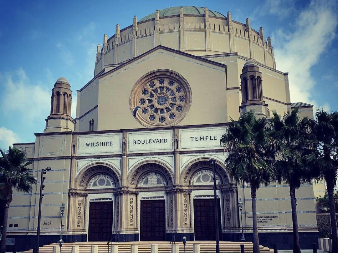 Wilshire Boulevard Temple LA