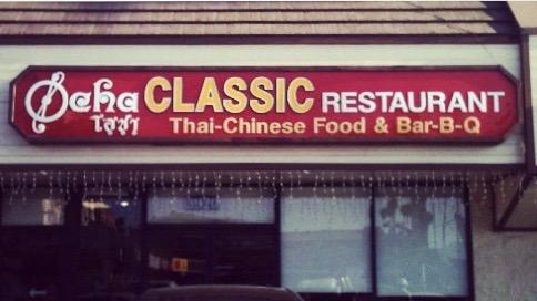 Classic Thai Food in LA