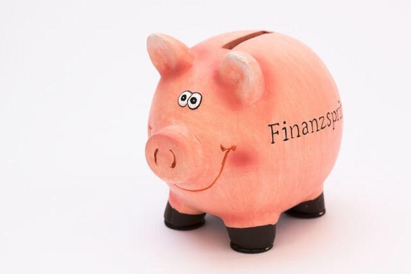 piggy bank, save, cash injection