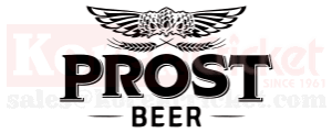 Logo Customer korek PROST BEER