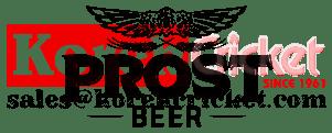 Logo Customer korek PROST BEER