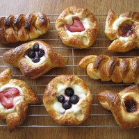 Sourdough Danish Pastries, Part II