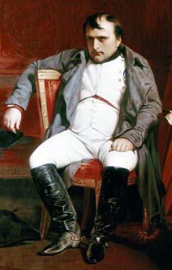 Наполеон поверженный