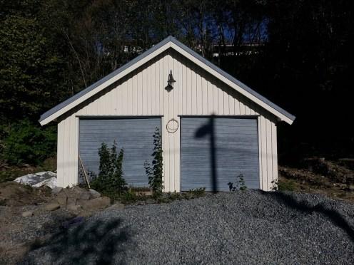 ombygging av garasje