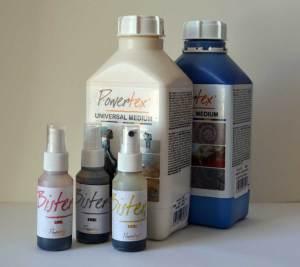 Powertex and Bister sprays