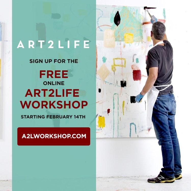 Free Art2Life workshop