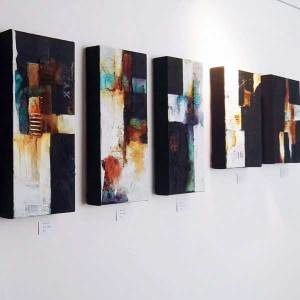 Powertex art Adur Art Trail