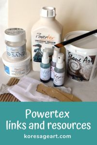 Powertex links and resources image for Pinterest