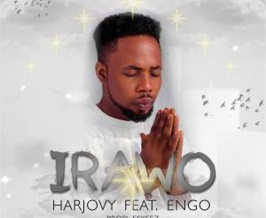Harjovy - IRAWO FT. Engo Artwork