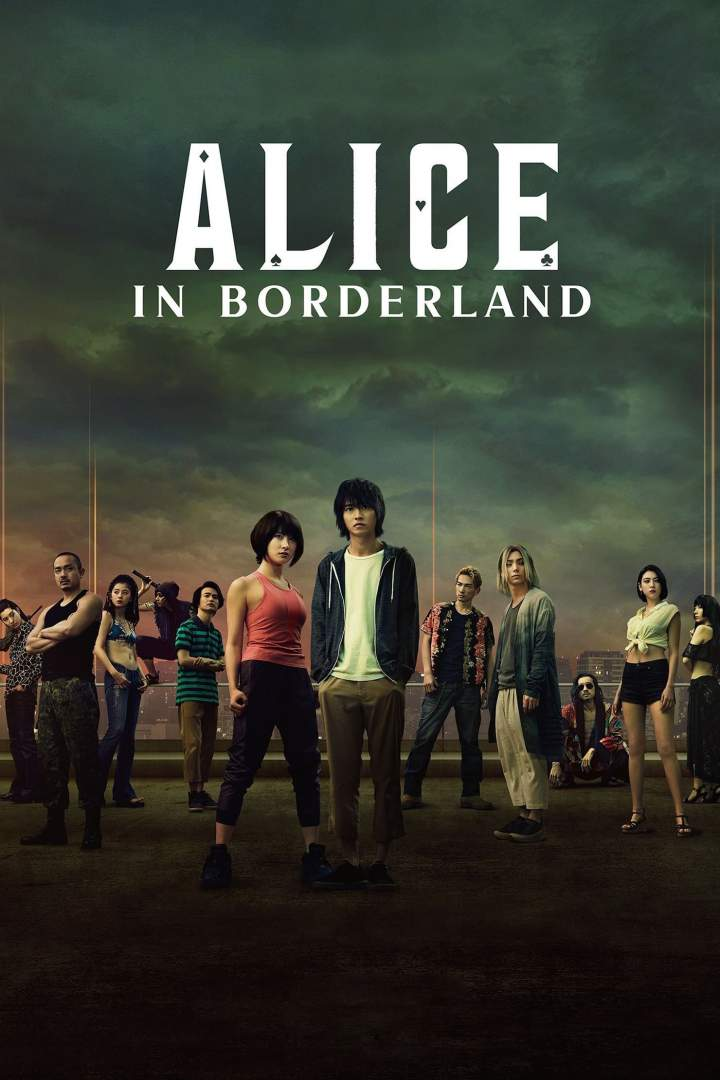 Alice in Borderland Season 1 Episode 4