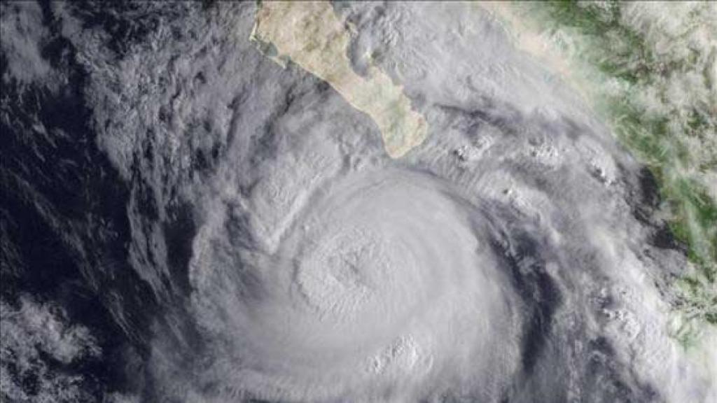 Huracán Ximena - I
