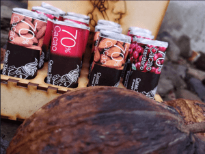 Barra de cacao - Tlapiani
