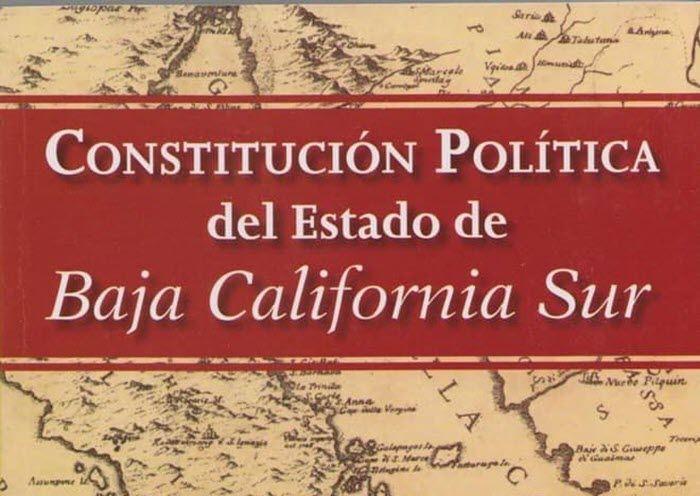 Constitucion Politica de BCS - Elizabeth Acosta