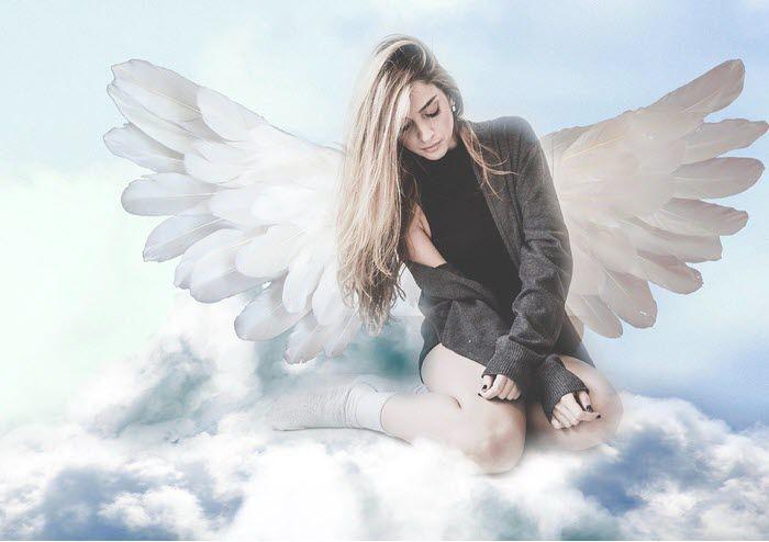 Nina angelical - Ricardo Hernandez