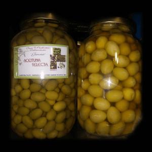 Aceitunas - Cava Garcia - Tecate