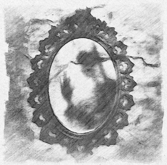 La amante del espejo - Florentino Ortega
