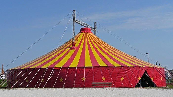 El circo - Miguel Angel Aviles Castro