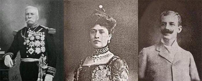 Los tragicos amores de Porfirio Dias - Elizabeth Acosta Mendia