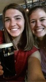 First Guinness!