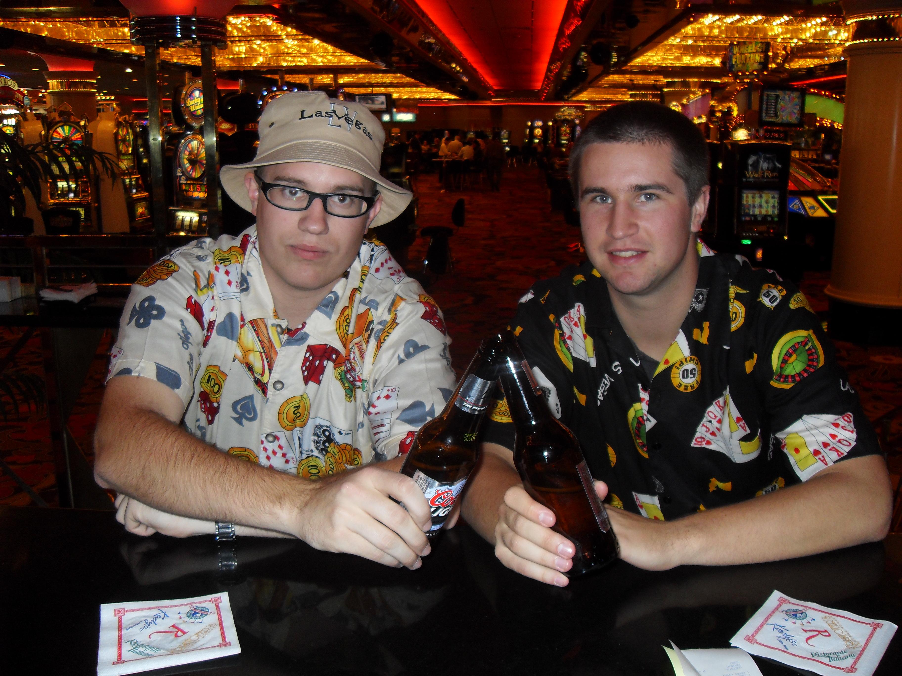 Belgians in Las Vegas