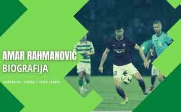 Amar Rahmanović biografija