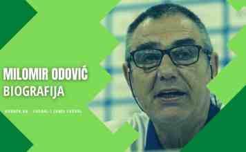 Milomir Odović biografija
