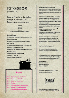 I morgen på LiteraturHaus i København