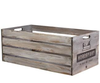 Ящик для хранения овощей и фруктов большой Тистед Макси