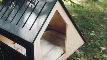 Cat and dog house Hamm