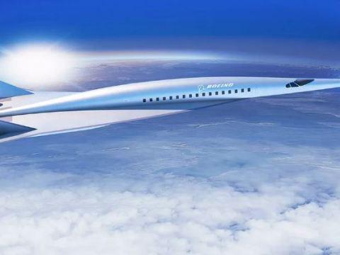 Boeing планирует создать новый пассажирский самолет.