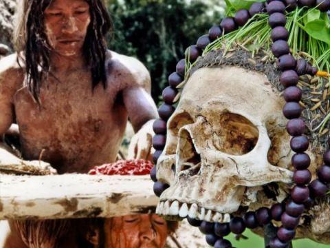 Мы расскажем вам о странах где практиковался каннибализм.