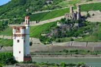 Легенда о Мышиной башне Бингена