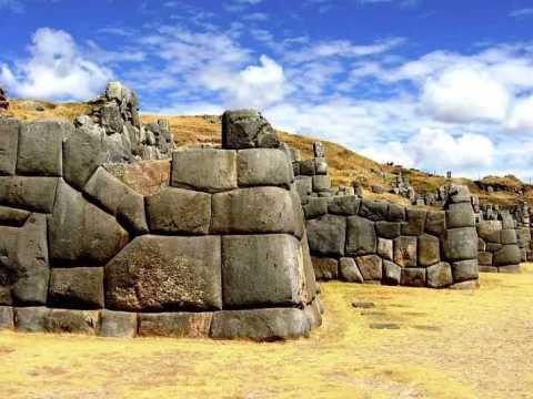 Тайна древнего Саксайуамана, Перу.