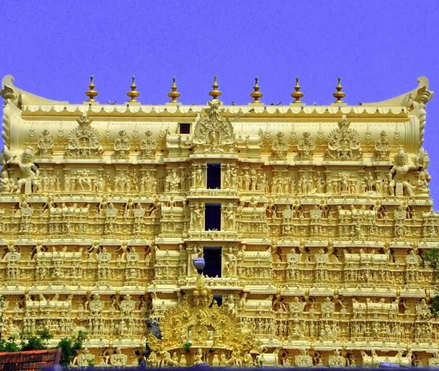 Тайна индийского храма Падманабхасвами.