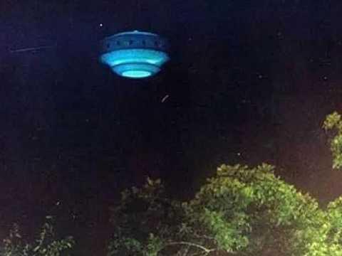 НЛО над Флоридой.