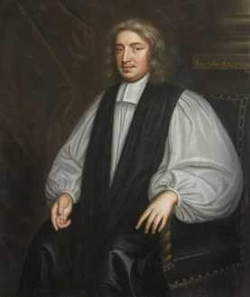 Британский философ Джон Уилкинс.