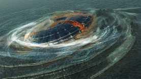 Происшествие в Шег-Харборе: НЛО упал вводу и исчез