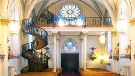 Чудесная лестница Лоретто: разоблачение